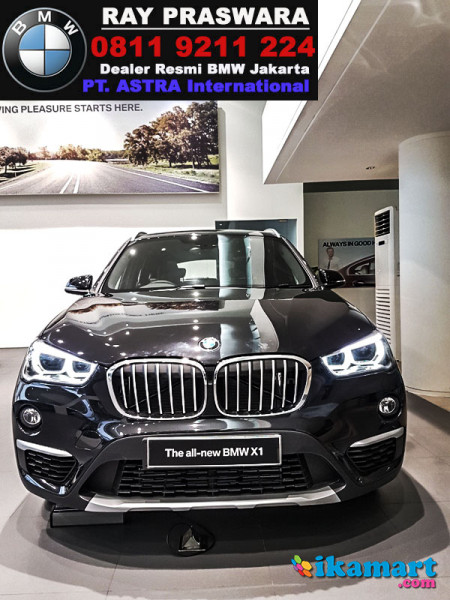 info harga terbaru all new bmw x1 1.8i xline 2018 penawaran terbaik dealer bmw jakarta