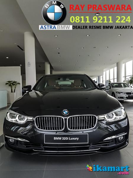 harga terbaik new bmw f30 320i luxury 2018 dealer bmw jakarta - bukan mercedes-benz c200 amg