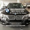 Harga Terbaru New BMW X3 2.0d xDrive 2016 | F25 Diskon Besar Dealer BMW Jakarta Indonesia