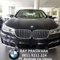 Info Harga Terbaru All New BMW G12 730Li 2017 | Harga Terbaik Dealer Resmi BMW Jakarta