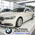 Info Harga All New BMW 740Li Pure Excellence G12 SKD | Ready Stock Siap Kirim - Dealer Resmi BMW Jakarta