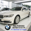 Info Harga All New BMW G12 730Li 740Li Pure Excellence CBU CKD 2017 Promo Dealer BMW Jakarta