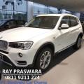 All New BMW F25 x3 2.0i 2.0d xDrive 2017 Promo Harga 2016 Dealer Resmi BMW Jakarta Not GLC