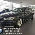 Promo All New BMW G12 730 Li 2017 Harga Terbaik Dealer Resmi BMW Jakarta