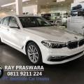 Info Spesifikasi All New BMW G30 520d 530i Luxury 2017 - Ready Stock Dealer Resmi BMW Bintaro, Tangerang
