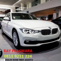 INFO HARGA TERBAIK ALL NEW BMW 320I LUXURY 2018 NEW PROFILE SPESIFIKASI INTERIOR EKSTERIOR DEALER RESMI BMW JAKARTA