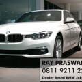 Promo BMW 320i Luxury 2018 Spesial Price Nik 2018 TDP 38jt Dealer Resmi BMW Astra Jakarta