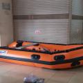 Jual Perahu Karet OCEAN 380 kapasitas 6 Orang Perekatan Welding Robber Boat Ocean