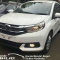 New Honda Mobilio 2017 Facelift Tampil lebih Sensasional.
