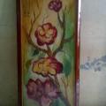 Lukisan Bunga Anggrek Antik Dan Klasik
