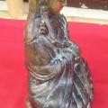 Patung Dewi Kwan Im Antik Dan Klasik Terbuat Dari Perunggu Asli