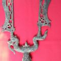 Pataka Perunggu Kuno Asli Temuan Sungai Berantas