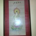 Lukisan Dewi Kwan Im Antik Dan Klasik