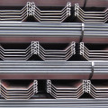 Type steel sheet pile