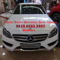 Jual Mercedes-benz C 200 With AMG Line Promo Harga Terbaik