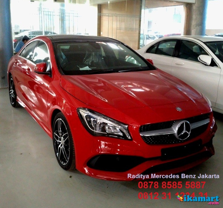 mercedes benz cla 200 amg line ready stock