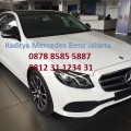 MERCEDES BENZ NEW E 250 AVA READY STOCK