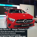 Jual Mercedes Benz New A 200 Progressive Line Harga Terbaik
