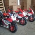 Motor mini model gp 50cc ready