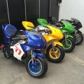 Motor mini model gp 50cc new