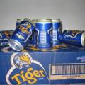Beer Tiger Kaleng