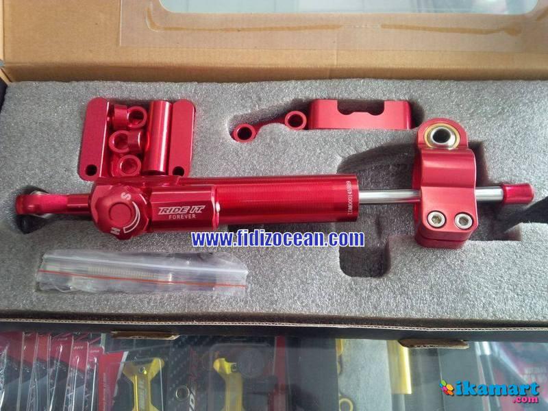 Stabiliser Stang Nui Ninja 250 R And FI Red