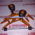 Frame Slider Nui Ninja 250Fi Gold