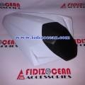 Single seater Ninja 250 Fi putih