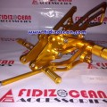 Footstep Underbond enzo racing thailand gold cbr 250