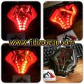 Red alert Stoplamp premium Led + sen yamaha R25,mT25 dan R03,MT03