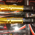 Tabung Shock Ride It  Vixion-New Vixion and R15 gold