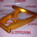 swingarm V-rossi new vixion gold