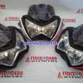 Headlamp Z-250 Red,black,white