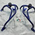 Exhaust hanger by agna for yamaha R25,MT25