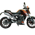 SPARK IT EXHAUST KTM DUKE 200