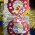 Gear Set New SSS Red UK.45-46
