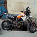 Kawasaki LX 150cc dtracker jarang pakai