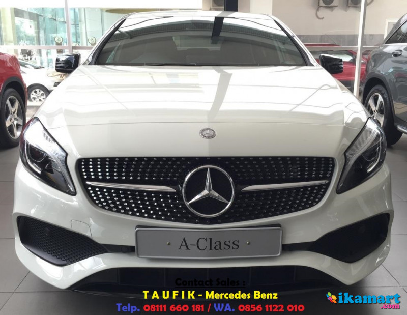 Promo Mercedes Benz A 200 With Amg Line Ready Stock Mobil