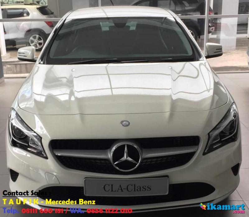 Promo Mercedes Benz Cla 200 Ready Stock Mobil