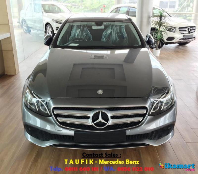 Promo Mercedes Benz E 250 Avantgarde Ready Stock Mobil