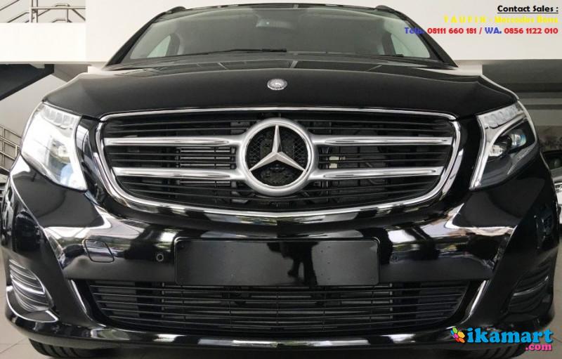 Promo Mercedes Benz V 220 D Ready Stock Mobil