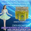 ANIMATE VITAMIN PEMUTIH WAJAH 081291625333 untuk memberikan nutrisi pada kulit