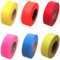 Jual Pita Survey Warna / Flagging Tape 1″ x 100 meter Hub 087888758643