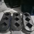Jual Cetakan Mortar - Cement Cube Mold 5x5x5cm Hub 081288802734
