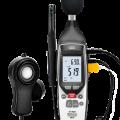 Jual Environment Meter Cem DT-859B 5 in 1 Multi Function Hub 081288802734