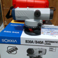 Jual Waterpass Sokkia B40A Automatic Level Hub 081288802734