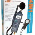 Jual Sound Level Meter Aipro 4 In 1CEM DT-8820 Hub 081288802734