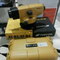 Jual Automatic level Auto Level Waterpass Topcon AT-B3A Hub 081288802734