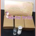 Mj's Gold Tutup Vial Perak Hologram
