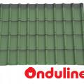 GENTENG ONDUVILLA WRN FOREST GREEN 3D (1060 x 40 MM) - FREE SEKRUP 5 PCS